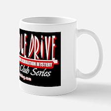 Bullet Hole Drive Log Mug