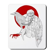 Forever Under A Bad Moon Mousepad