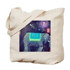 Multidimensional companion Tote Bag