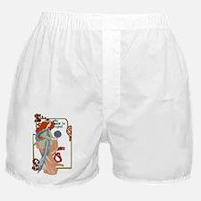 She Boxer Shorts