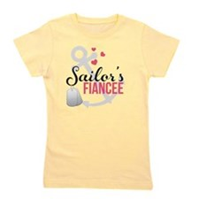 Sailors Fiancee Girl's Tee