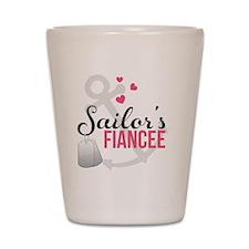 Sailors Fiancee Shot Glass