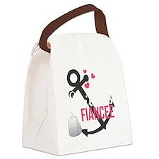 Sailors Fiancee Canvas Lunch Bag