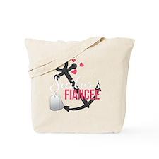 Sailors Fiancee Tote Bag