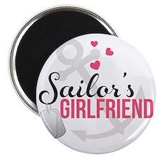Sailors Girlfriend Magnet