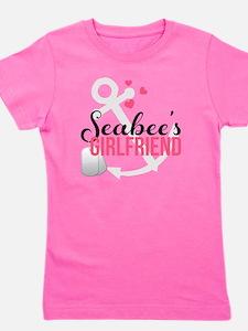 Seabees Girlfriend Girl's Tee