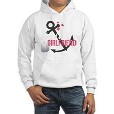 Sailors Girlfriend Hoodie