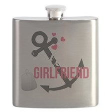 Sailors Girlfriend Flask