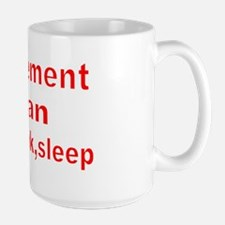 RETIREMENT PLAN Mug