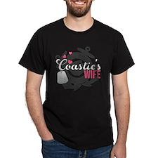 Coasties Wife T-Shirt
