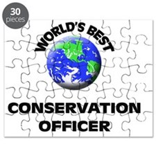 World's Best Conservation Officer Puzzle