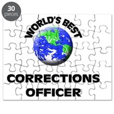 World's Best Corrections Officer Puzzle