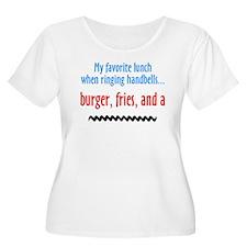Burger, Fries and a Shake T-Shirt