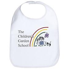 Garden Logo Bib