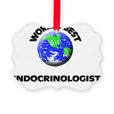 World's Best Endocrinologist Ornament