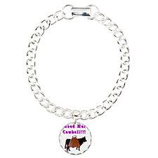 I Need More Cowbell! Bracelet