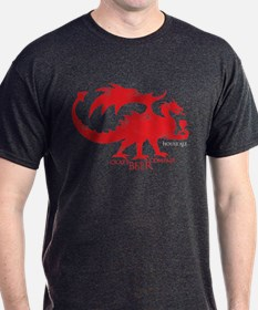 Dragon - Craft Beer Compass T-Shirt