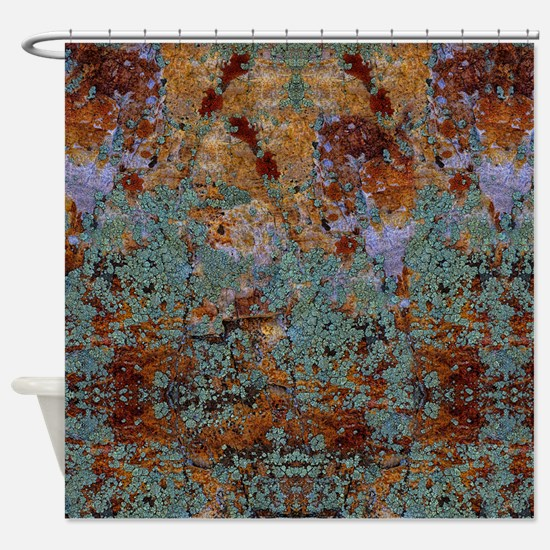 Rustic Shower Curtains Cafepress