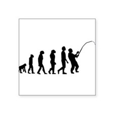 Fishing Evolution Sticker