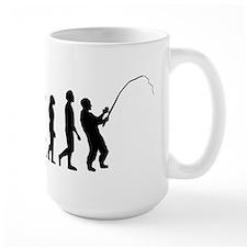 Fishing Evolution Mugs