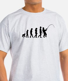 Fishing Evolution T-Shirt