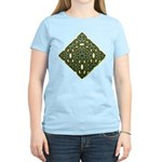 St. Patrick's Shamrock Wmn's Tee - Light Colors