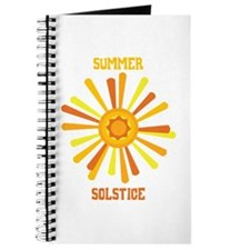 Summer Solstice Journal