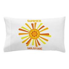 Summer Solstice Pillow Case