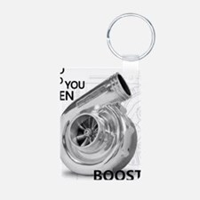 Bro do you even boost Keychains