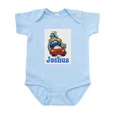 Joshua Cars Infant Bodysuit