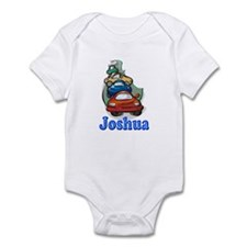 Joshua Cars Infant Bodysuit