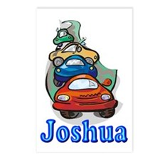 Joshua Cars Postcards (Package of 8)