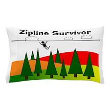 Zipline Survivor Pillow Case