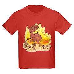 Bloodfeast Dark Kid's T-Shirt