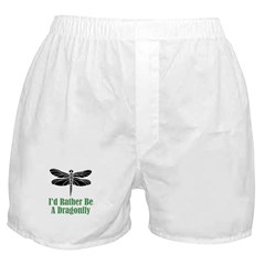 Rather Be A Dragonfly Boxer Shorts