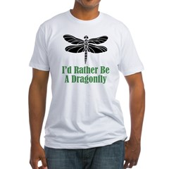 Rather Be A Dragonfly Shirt