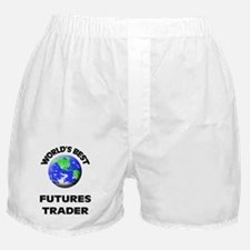 World's Best Futures Trader Boxer Shorts