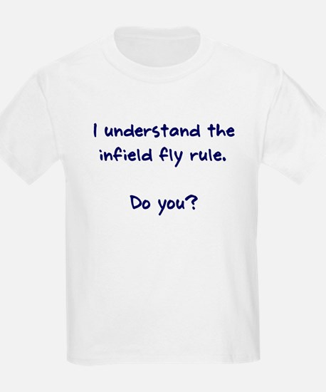 Infield Fly Rule T-Shirt