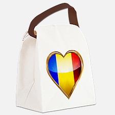 Romanian Canvas Lunch Bag