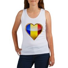 Romanian Women's Tank Top