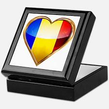 Romanian Keepsake Box