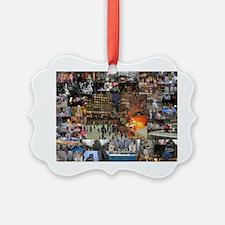 NYC Christmas Time Ornament