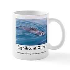 Significant Otter - Small Mug