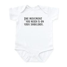 Hey Jude Infant Bodysuit