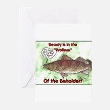 eye of the beholder Greeting Cards (Pk of 10)