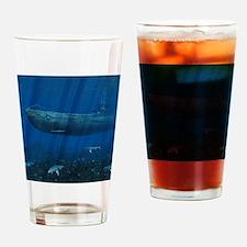 round_coaster Drinking Glass