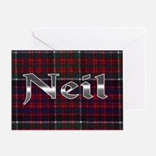 Neil  Greeting Card