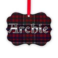 Archie Ornament