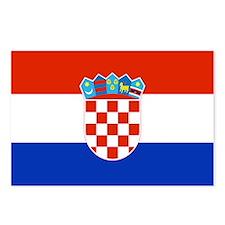 Unique Croatia Postcards (Package of 8)