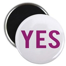 "YES 2.25"" Magnet (10 pack)"